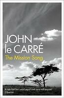 The Mission Song, John le Carré | Paperback Book | Good | 9780340921999
