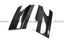 PH~ Rear under skirt side air shroud For Nissan GTR R35 2013 Ver VS Carbon Fiber