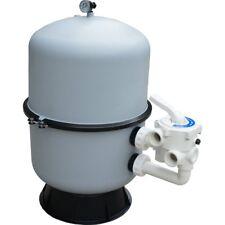 Filterkessel BILBAO CLASSIC 500 mit seitlichem 6- Wegeventil Poolfilter / Teich