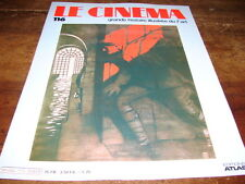 FANTOMAS - Mini poster COUV DE MAG LE CINEMA !!!!!!!!!