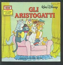 IL MANGIAFIABE  n.  14 del 1985  GLI ARISTOGATTI  Walt Disney