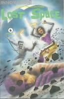 Lost In Space Comic Issue 6 Modern Age First Print 1992 Terry Collins Garcia
