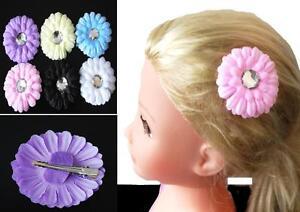 Blumen Haarklammer Schnabelspange Greifer Haarschmuck Haarklemme Klemme Schmuck