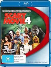 Scary Movie 4  - BLU-RAY - NEW Region B