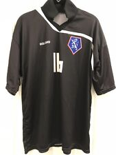 New Holland Rare Black Short sleeve men jersey Size XL Stekelenburg 16