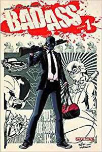 Bad Ass Volume 1 (Bad Ass Tp Vol 01), Hanna, Herik, Excellent Book