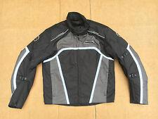 "RK SPORTS Mens Textile Motorbike / Motorcycle Jacket Size UK 40"" Chest (J49)"
