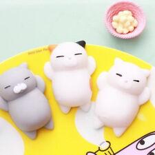 1x Mochi Nette Katze Squishy Squeeze Heilung Spaß Spielzeug Stress Relieve Toy