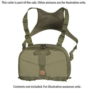 HELIKON TEX® BUSHCRAFT Outdoor Camping CHEST PACK NUMBAT® Adaptive Green