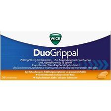 WICK Grippal Duo 200 mg/30 mg 24 pièces PZN 10541435