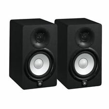 "Yamaha HS7 Powered Studio Monitor PAIR ""TRUE SOUND"" 7"" HS-7 HS 7 ACTIVE MONITORS"