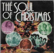 The Soul Of Christmas - 1998 Polygram Canada CD - Stevie Wonder, Edwin Hawkins +