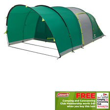 2019 Coleman Valdes Air 4 Man FastPitch Person Inflatable Tent Family Camping