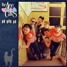 """7"""" THE ACE CATS Du nur du / Vielleicht CBS 45rpm NDW Rockabilly 1983 NEUWERTIG!"""