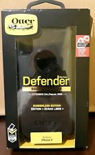 OtterBox Defender Series Screenless Edition for iPhone X - Black