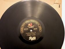 "Pathe Freres 10"" 78 RPM, Campbell & Burr, Sterling Trio, 22291, Pre-1920, VG+"