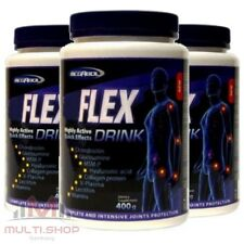 3x FLEXIT 1200g Gelenke Kollagen Chondroitin Glucosamin MSM Hyaluronsäur Megabol