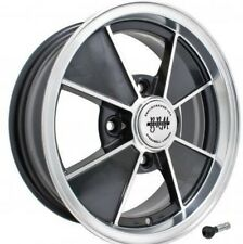 "VW MAGGIOLINO BEETLE KARMANN CERCHIO LARGO 5,5 WIDE WHEEL 15"" JANTE BRM"