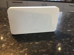 Sky Broadband Wi-Fi Booster SE210UK-E