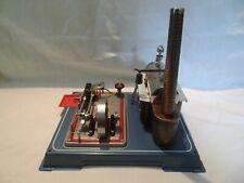 MACHINE A VAPEUR WILESCO D16 AVANT 1985 NEUVE DANS SA BOITE D'ORIGINE ET NOTICES