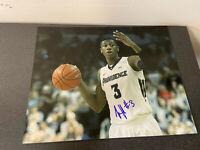 Kris Dunn Providence Chicago Bulls Autographed Signed 8X10 Photo W/COA