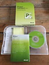 Project Standard 2010, WIN 32-/64-Bit, deutsch, Vollversion mit MwSt-Rechnung