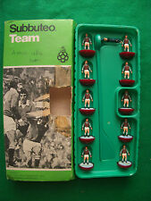 SCATOLA SUBBUTEO HW heavyweight Team ref n. 74 ASTON VILLA