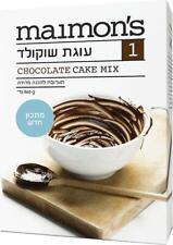 Maimon's Chocolate Flavored Cake  Mix Powder Kosher Israeli Product 560g