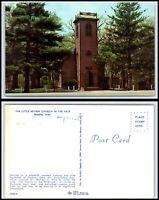 IOWA Postcard - Nashua, Little Brown Church In The Vale Q26