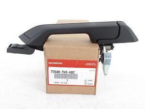 Genuine OEM Honda 72640-TK8-A02 Passenger Side Sliding Door Outside Handle