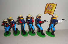 on foot UNION 10th CAVALRY BUFFALO SOLDIERS Civil War toy DSG Argentina Britains
