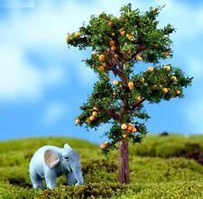 Miniature Dollhouse Garden Craft Fairy Bonsai Plant Decor ~Fruits Tree~ ♫