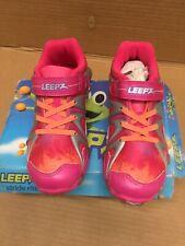 Stride Rite Leepz Light-Up Sneaker Girls Shoes Size 11.5M Pink