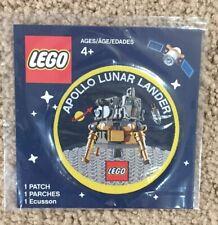 New Lego 5005907 NASA Apollo 11 Lunar Lander 10266- Limited Edition Patch