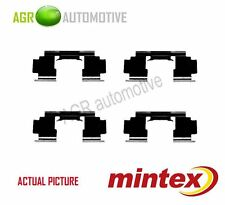 MINTEX FRONT BRAKE PADS ACCESORY KIT SHIMS GENUINE OE QUALITY - MBA1276