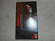 RAY CHARLES Can Anyone Ask For More 4 CD MINT  + BOOKLET