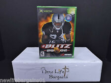 Xbox Game NFL Blitz 2002