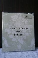 Laura Ashley Pillow Case 50cmx75cm -100% cotton - Josette Hedgerow(light green )