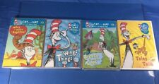 Dr. Seuss: The Cat in the Hat DVD Series LOT OF 4 Movie