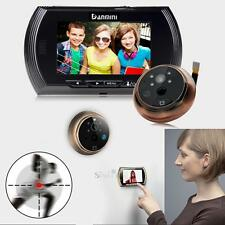 4.3'' LCD Peephole Viewer Door Eye Doorbell Video Night Vision Monitor Camera
