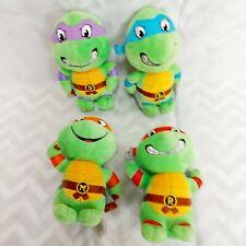 Ty Teenage Mutant Ninja Turtles Beanie Plush Set