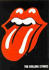 The Rolling Stones Lips Postcard Official 10cm x 15cm