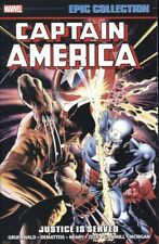 CAPTAIN AMERICA EPIC COLLECTION TPB JUSTICE IS SERVED REPS 318-332 +MORE