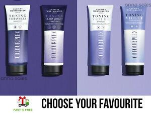 CHARLES WORTHINGTON ColourPlex TONING Ultra VIOLET Shampoo or Conditioner 250ml