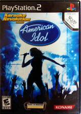 Karaoke Revolution American Idol (Game Only) PS2 New Playstation 2