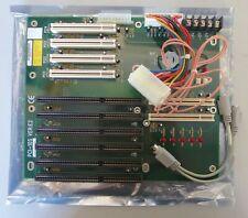 Placa BACKPLANE para sistemas Single Board Computer SBC. PCI-10S. AT/ATX/ISA/PCI