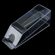 6 Deck Playing Card Shoe Slider or Dealer Game Table Accessories Casino Part