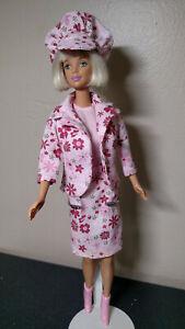 1960s Vintage Vogue Repro 4-Pc. Mod Outfit for Vintage/Repro Barbie by LMS