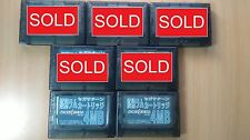 SS Sega Saturn Official/Genuine 4MB Expansion/Extended RAM Cartridge [HSS-0167]