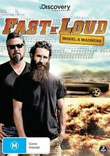 Fast N' Loud - Model A Madness (DVD, 2013, 3-Disc Set)
